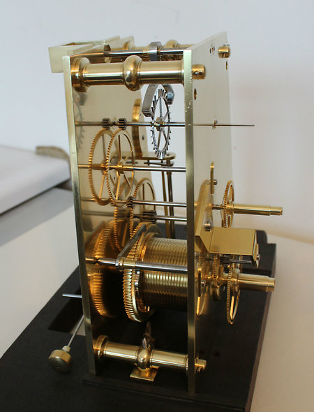 Longcase Clocks. month movement