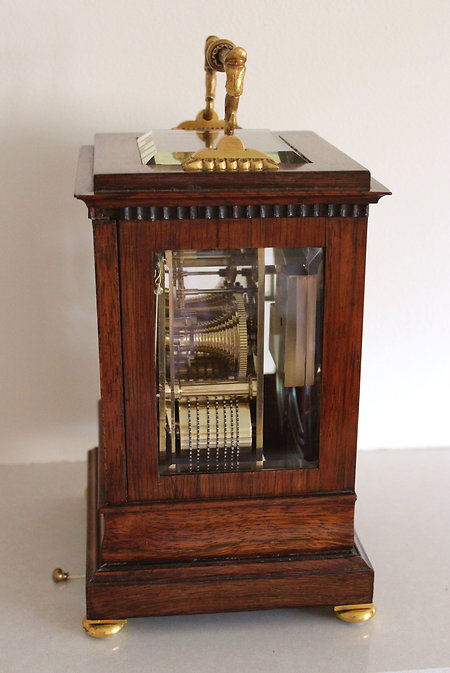 Carriage clocks & Chronometers. Viner Side