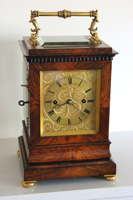 Carriage clocks & Chronometers. viner full size 2