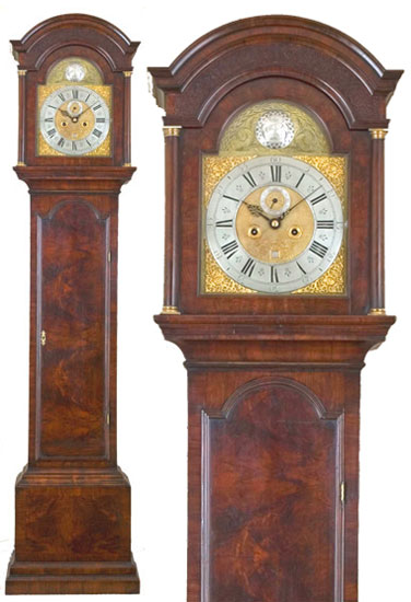 Longcase Clocks. Wise longcase 500